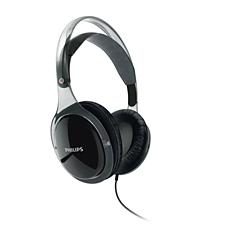 SHH9567/10 -    Headset para iPhone c/ controle e micr.