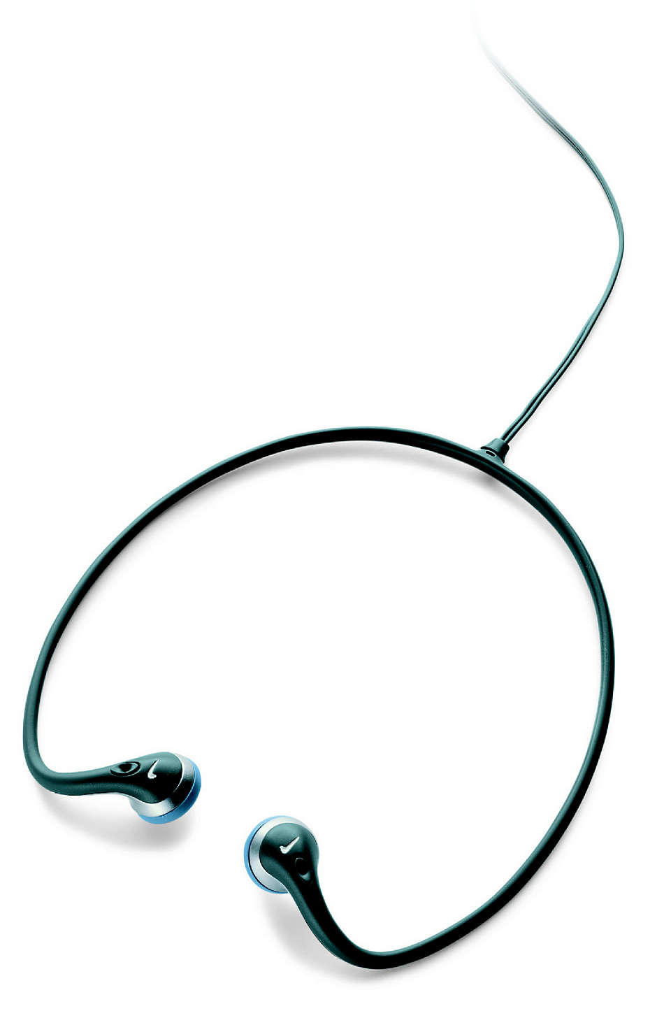 Lightweight neckband with smart cable design