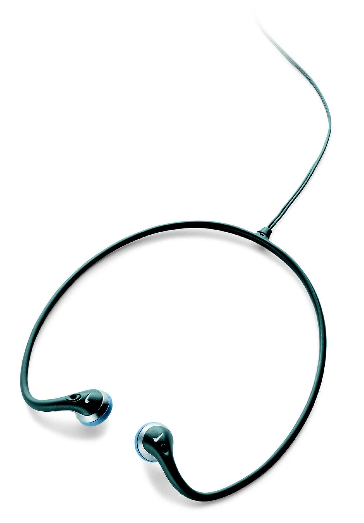 擁有智能纜線設計的輕巧頸帶