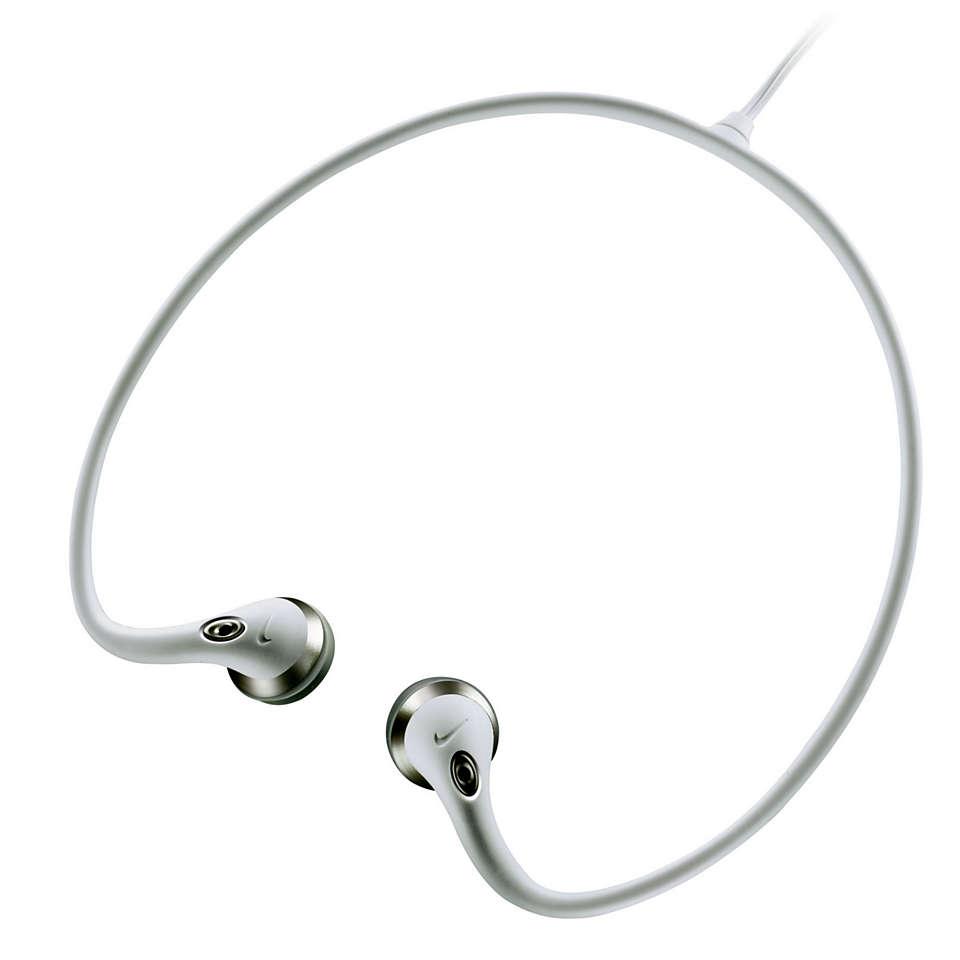 Leichter Nackenbügel mit Smart Cable Design