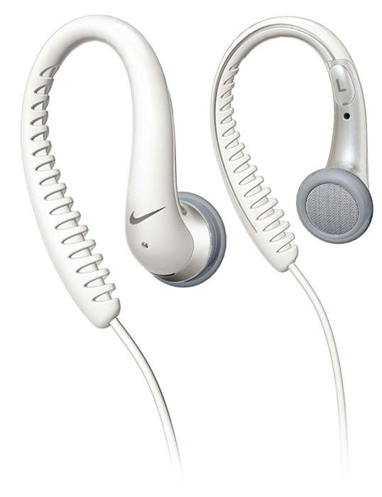 Гъвкава гумирана окачалка за ухо