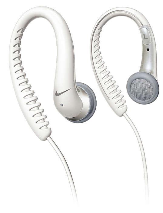Soporte de goma flexible para la oreja