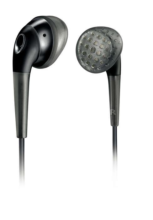Los audífonos deportivos más compactos