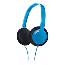 SHK1000BL/28  Headband headphones