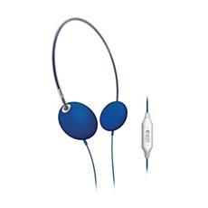 SHK1600/28 -    Audífonos con banda sujetadora