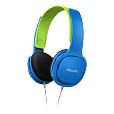 SHK2000BL/00 -    Słuchawki dla dzieci