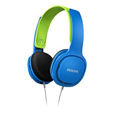 SHK2000BL/27  Kids headphones