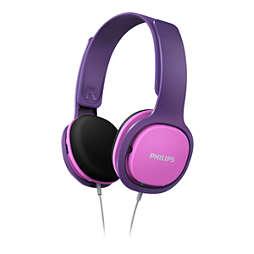 Ακουστικά για παιδιά
