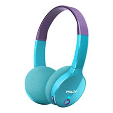 SHK4000PP/00 -    Kids' wireless Bluetooth® headphones