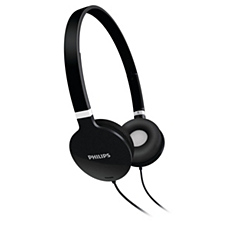 SHL1700/10  Lightweight Headphones