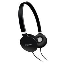 SHL1700/10 -    Lekkie słuchawki