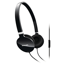 SHL1705BK/10  Ελαφριά ακουστικά