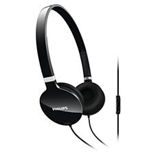 SHL1705BK/10  Lätt headset
