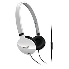SHL1705WT/10 -    Lekkie słuchawki