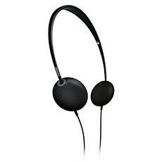 SHL2800/10  Lightweight Headphones