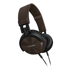 SHL3000BR/00  Audífonos con banda sujetadora