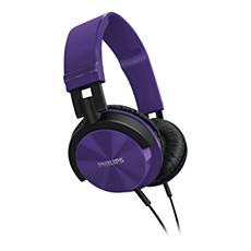 SHL3000PP/00  헤드밴드형 헤드폰
