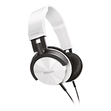 SHL3000WT/00 -    Audífonos con banda sujetadora