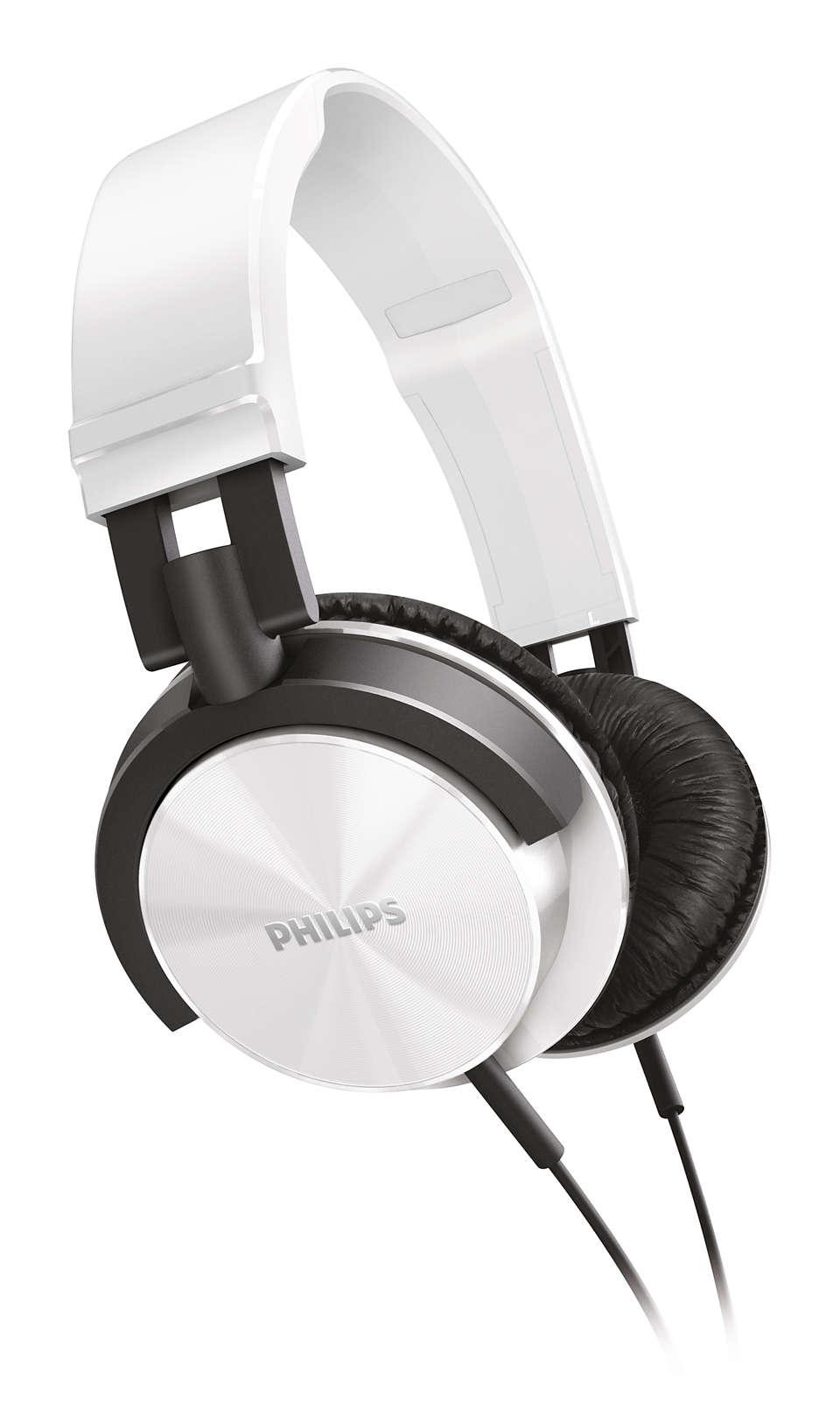 Audio potente
