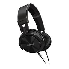 SHL3000/00 -    Hörlurar med huvudband