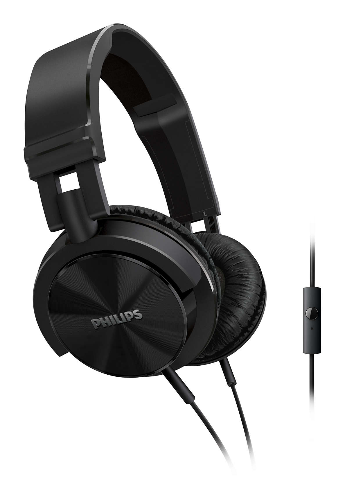 Headphones with mic shl3005bk00 philips download image publicscrutiny Choice Image