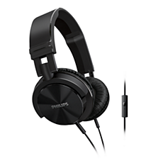 SHL3005BK/00  Headphones with mic