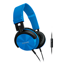 SHL3005BL/00  Headphones with mic