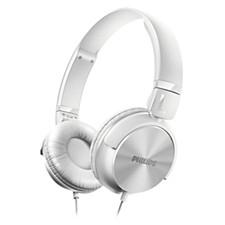 Słuchawki nauszne/wokółuszne