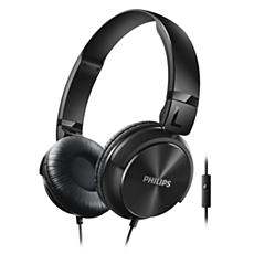 SHL3065BK/00  ヘッドフォン/マイク付き