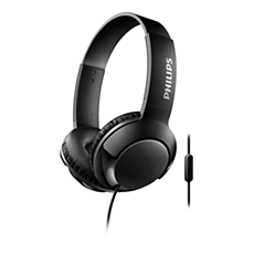 SHL3075BK/00  Mikrofonlu kulaklık
