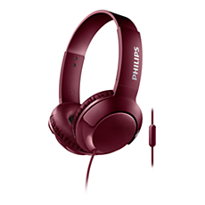 SHL3075RD/00  Headphones with mic