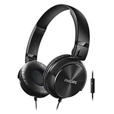 SHL3095BK/94 -    Headphones with mic