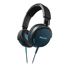 SHL3100MBL/00 -    Fones de ouvido com alça