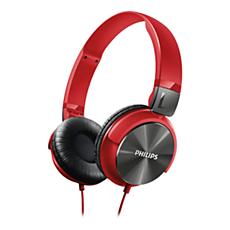 SHL3160RD/00 -    Słuchawki