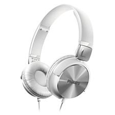 On/over-ear headphones