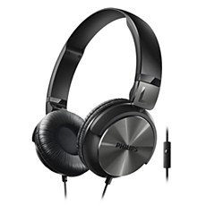 SHL3165BK/00  Headphones with mic
