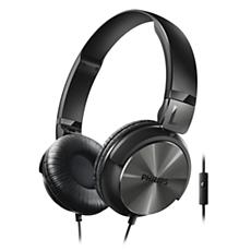 SHL3165BK/00 -    Słuchawki z mikrofonem