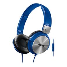 SHL3165BL/00  Mikrofonlu kulaklık