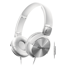 SHL3165WT/00 -    Headphones with mic