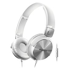 SHL3165WT/00  Auriculares con micrófono