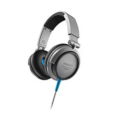 SHL3200GY/10 -    Słuchawki z pałąkiem na głowę