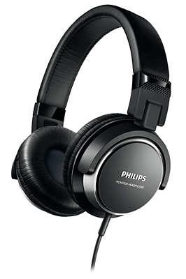 ヘッドフォン SHL3260BK/00 | Ph...
