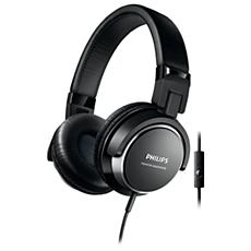 SHL3265BK/00 -    Headphones with mic