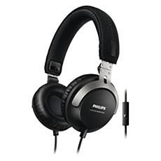 SHL3565BK/00  Mikrofonlu kulaklık