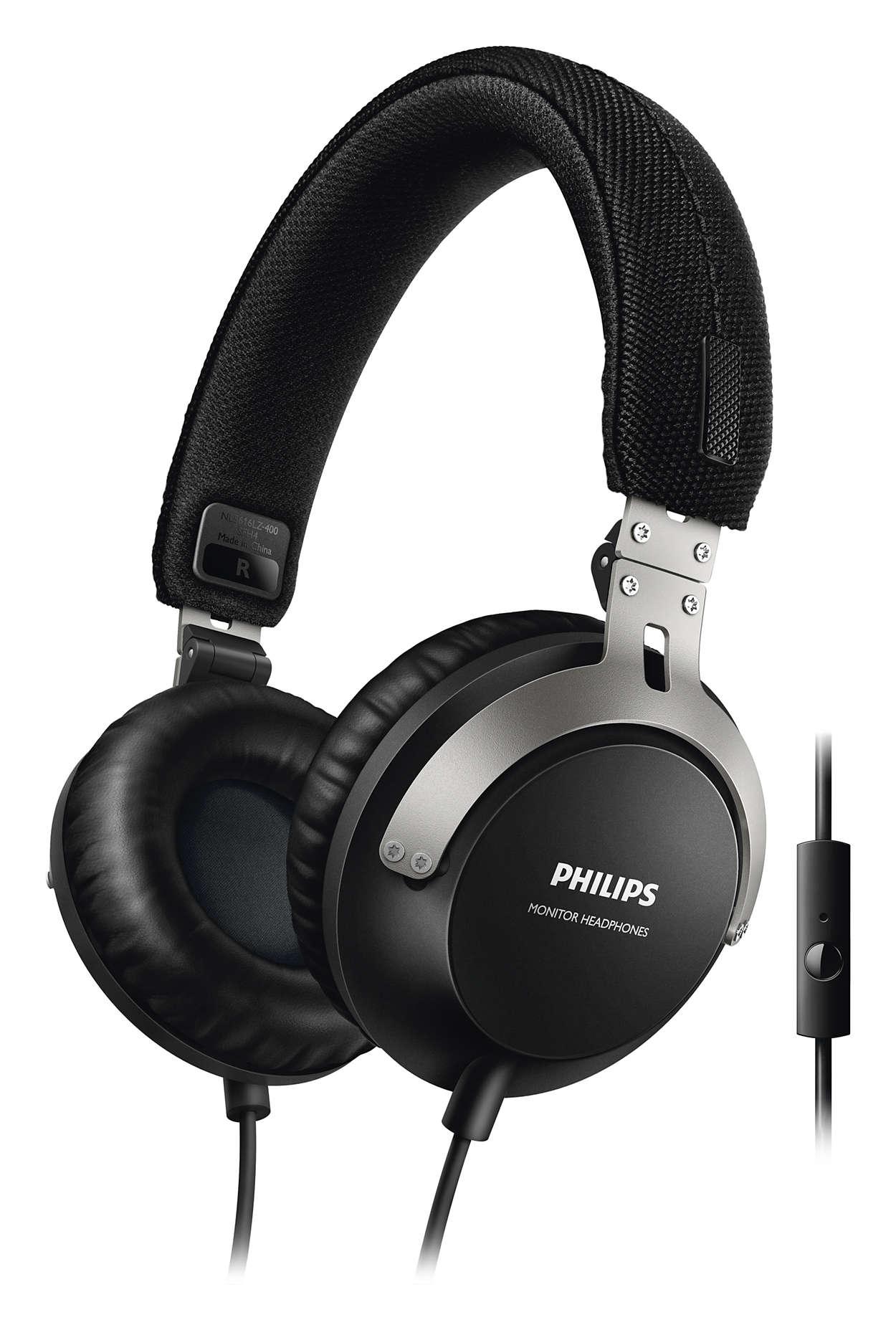 Навушники з мікрофоном SHL3565BK 00  6b7da0e66f52d