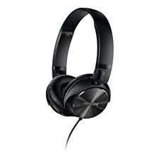 Støjreducerende hovedtelefoner
