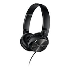 SHL3850NC/00  Auriculares con reducción de ruido