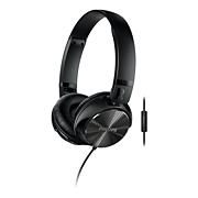 Gürültü önleyici mikrofonlu kulaklık