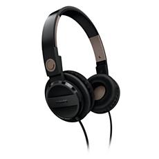 SHL4000/10 -    Hörlurar med huvudband