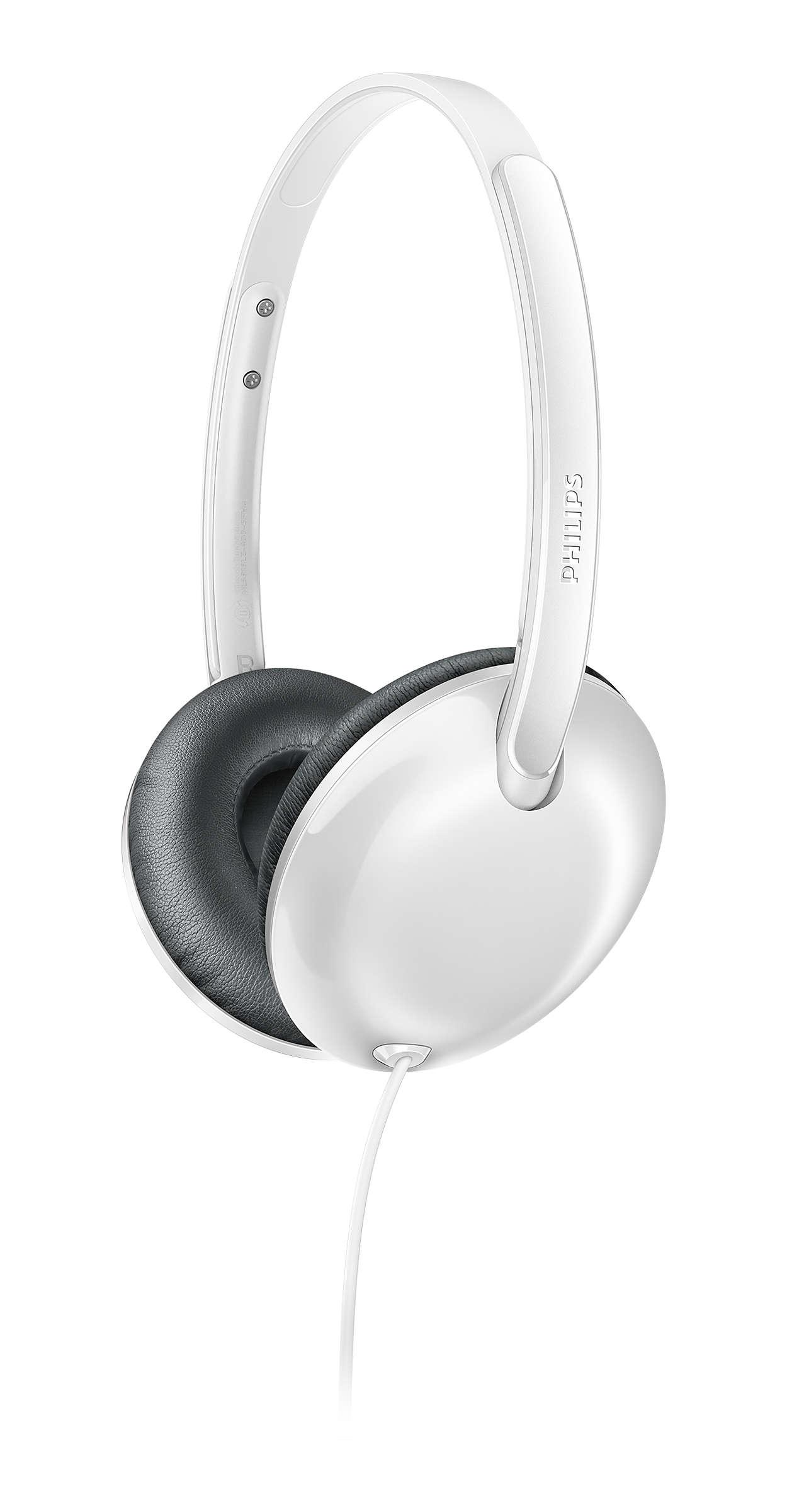 Gravity-defying headphones